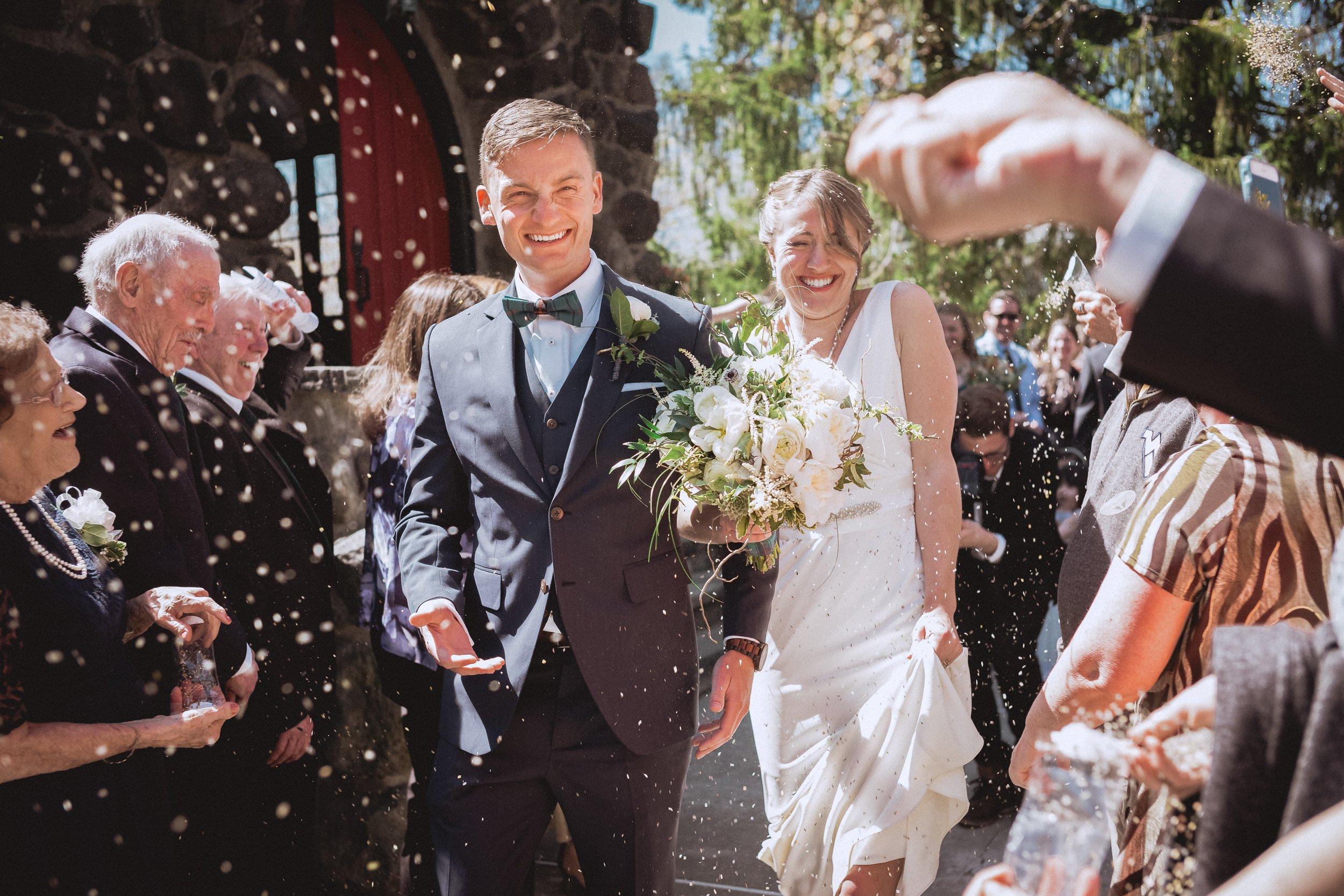photo journalistic wedding photographer