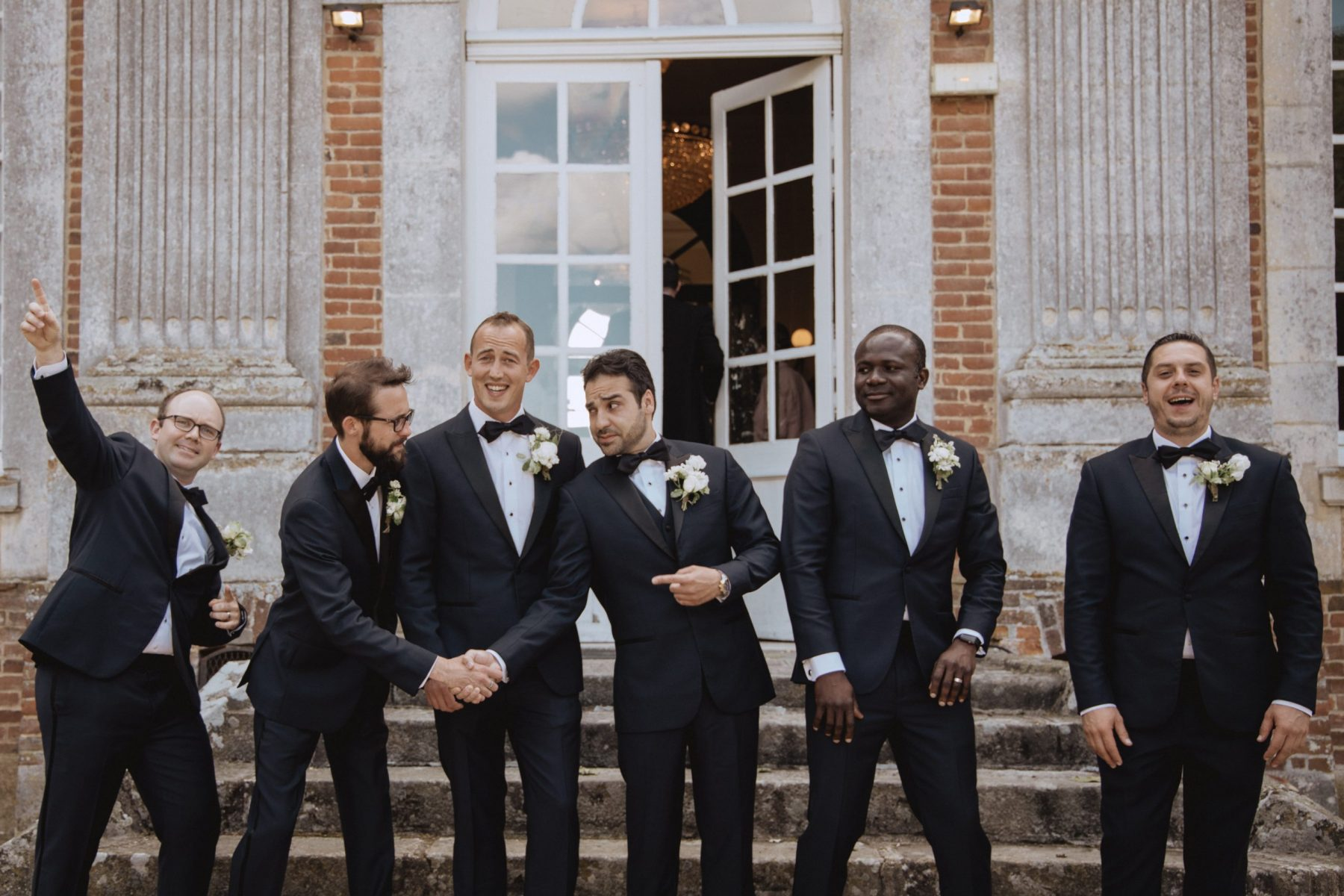 wedding photos from chateau de carsix photographer in paris
