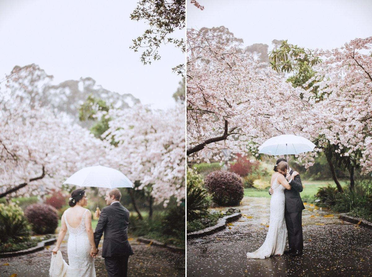 teri b cheryr blossom wedding