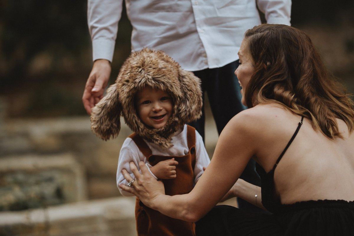 forest family session dark moody photography teri b leica wedding photographer 31