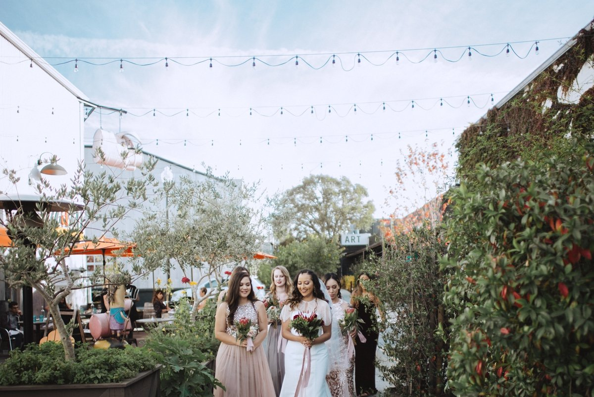 the barlow sebastopol sonoma county fall wedding teri b photography maroon blush moody documentary style photographer