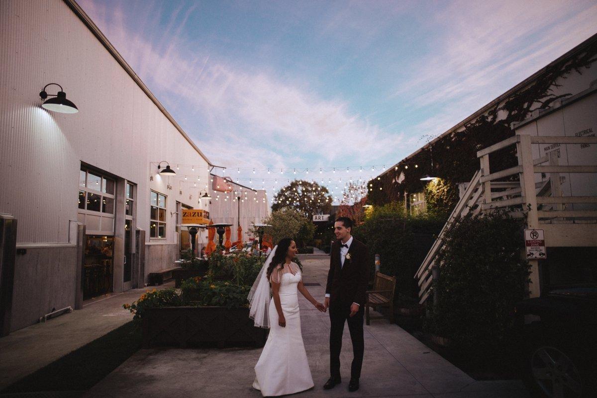 the barlow sebastopol sonoma county fall wedding teri b photography maroon blush moody documentary style photographer