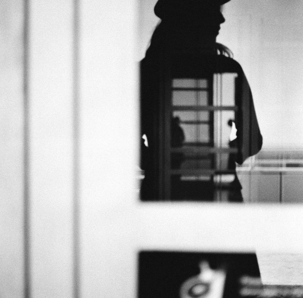 Getty Los Angeles film mamiya medium format c33 black and white shadow movement art teri b photography