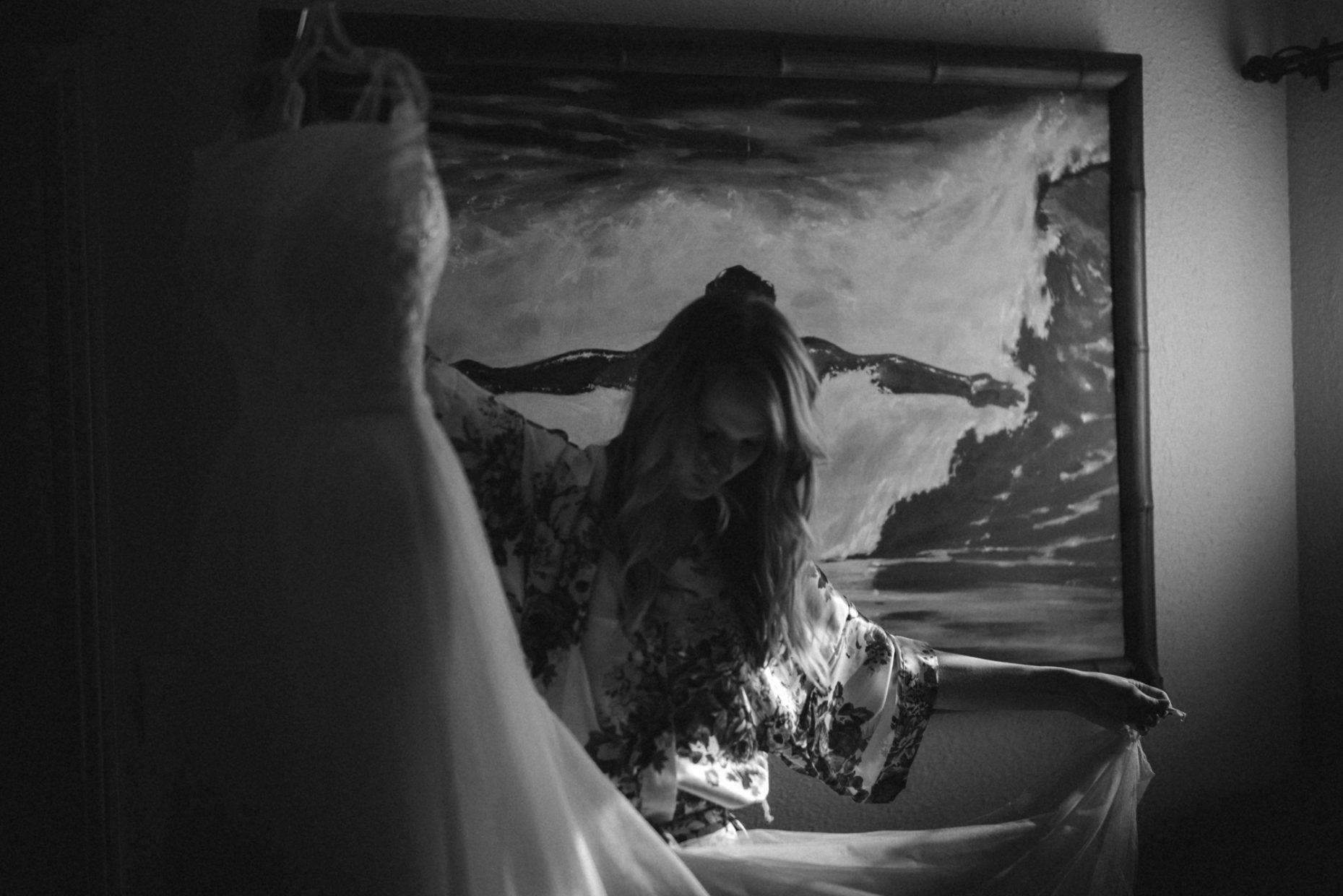 Malibu coast restaurant wedding california beach duke's intimate small ceremony bhldn