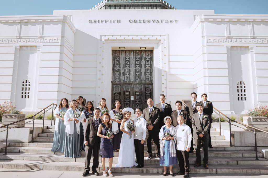 griffith observatory wedding venue