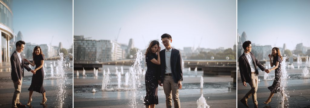 london moody wedding engagement pre wedding photographer teri b photography tower bridge photos sunny