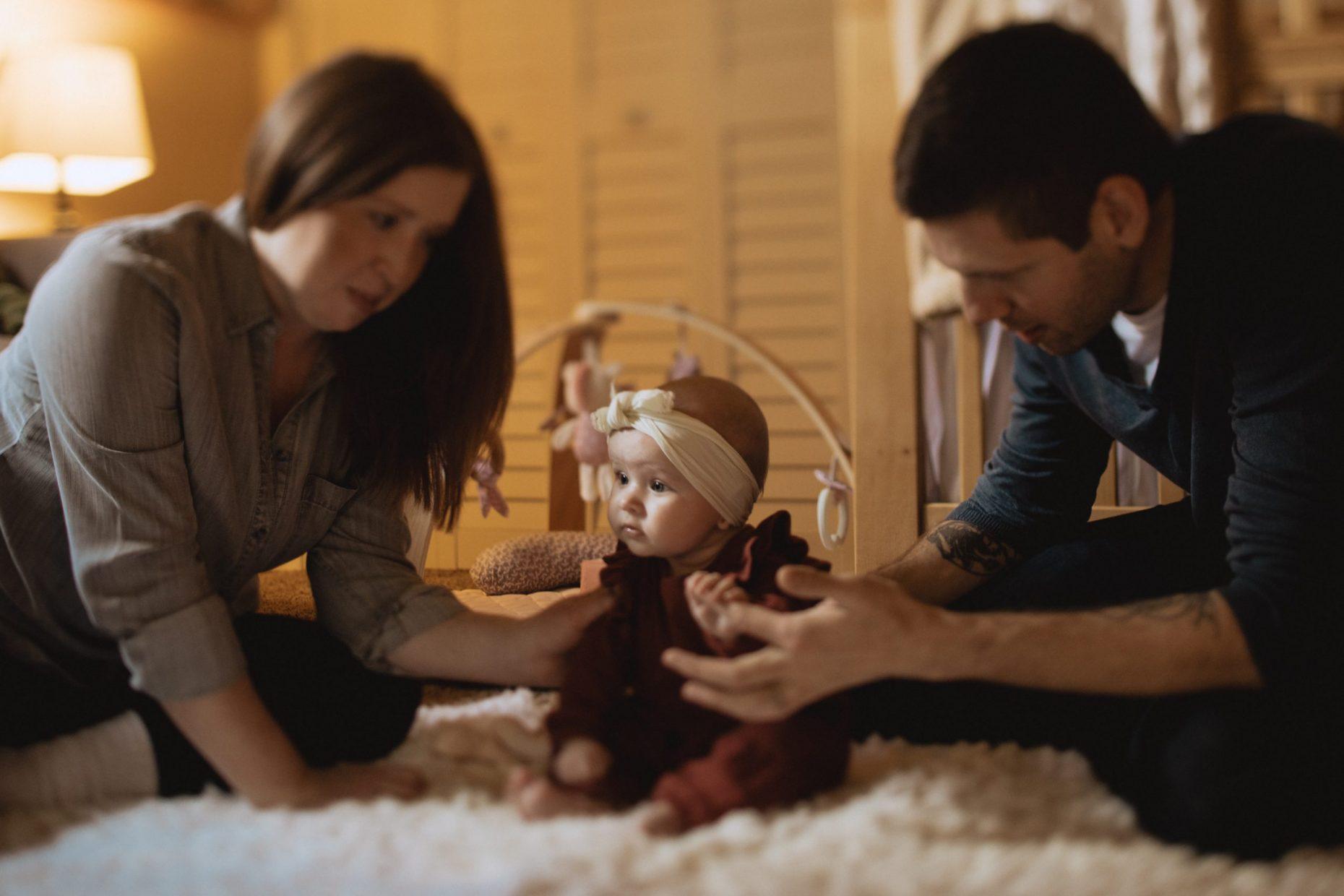 bay area family newborn photographer