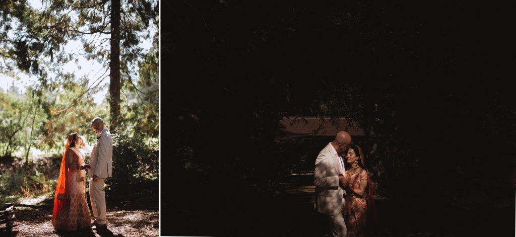 berkeley tilden park botanical gardens wedding